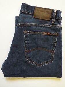 Marlboro-Classics-Jeans-Herren-Straight-Leg-w34-l30-dunkelblau-levr-116
