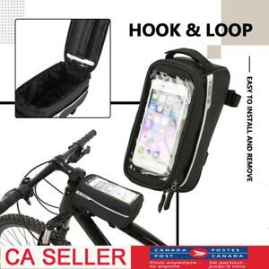 B-SOUL-Cycling-Bicycle-Frame-Front-Tube-Bags-Case-For-6-0-034-Cell-Phone-CA