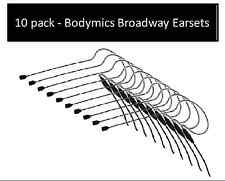 10 pack - BE4Sb-AK Black Earhook Headset Earset Microphone - AKG Wireless Samson
