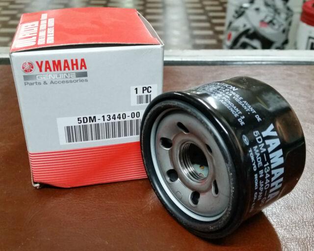 FILTRO OLIO YAMAHA 5DM134400000 OIL FILTER T-MAX FAZER MIDNIGHT STAR