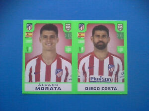 Figurine-Panini-Fifa-365-2019-20-2020-n-89-Morata-Diego-Costa-Atletico-de-Madr
