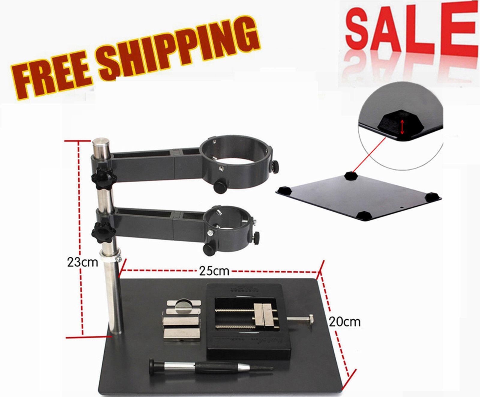 4 Style Hot Air Heat Gun Bracket Clamp Holder Soldering Repair Platform USA