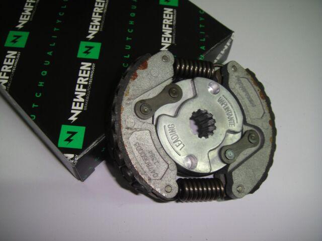 EMBRAYAGE NEWFREN SPÉCIFIQUE MALAGUTI GRIZZLY RCX 10 50 moteur S6 2001 FC1384