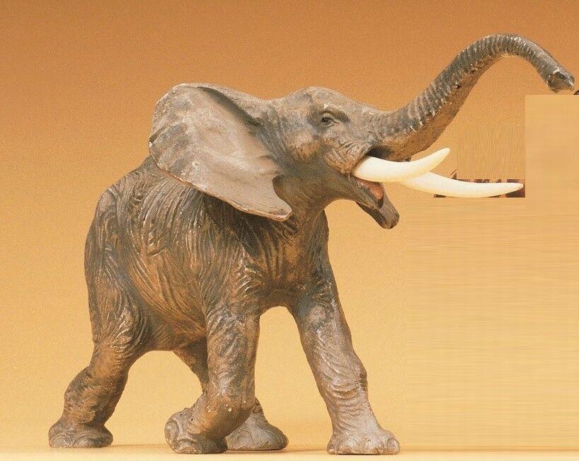 Preiser   Elastolin 1 25 ; 47500 Afrikanischer Elefant NEU & OVP