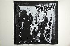 The Clash Back Patch (BP70) Punk Rock The Ramones Sex Pistols Dead Kennedys