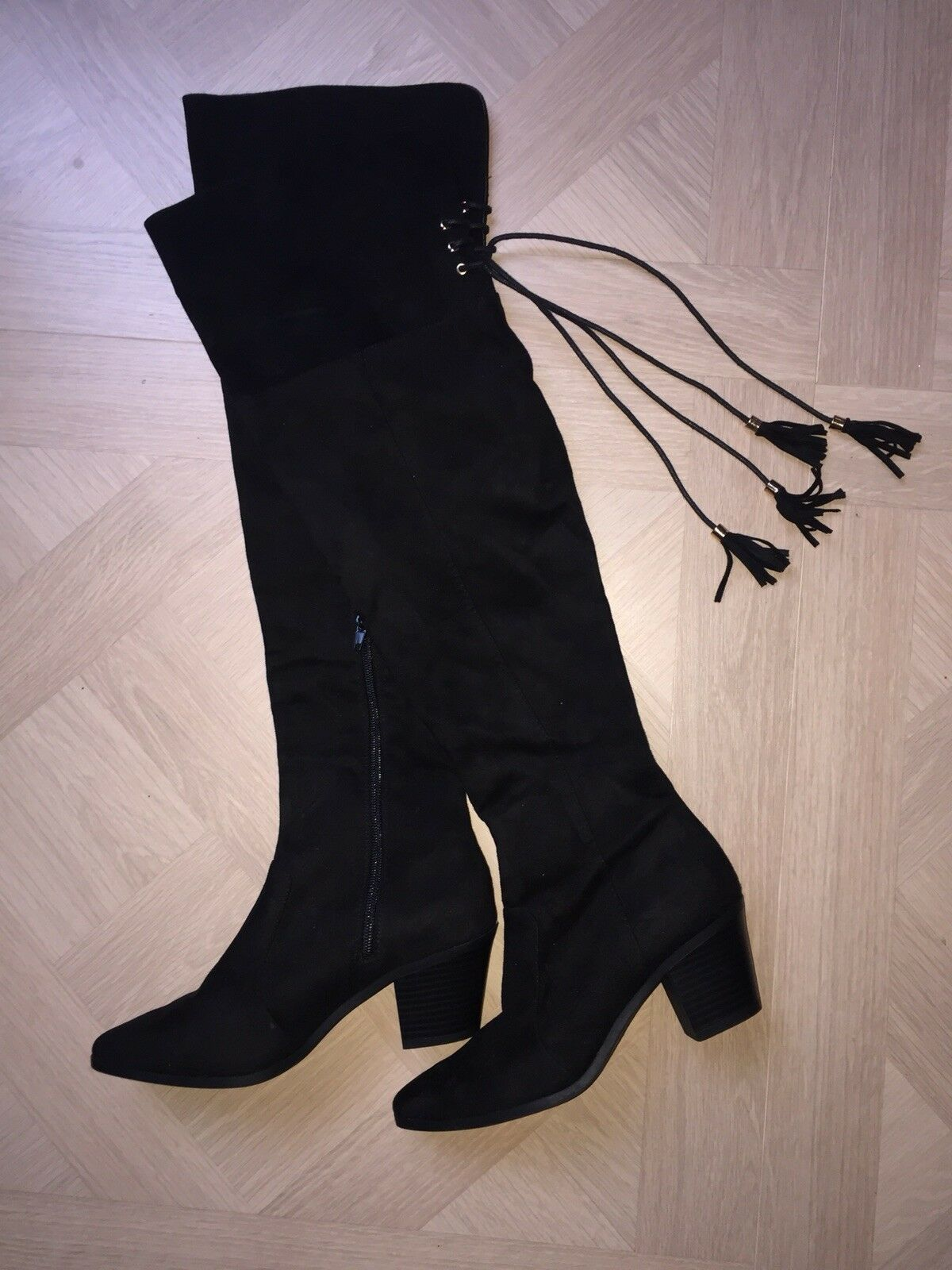 Over the knee boots Brand New - Original Cost Was  Sell For