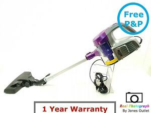 Details about Bush Lightweight Bagless V8211 HEPA Adjustable Floorhead Upright Vacuum Cleaner