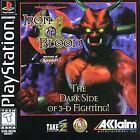 Advanced Dungeons & Dragons: Iron & Blood -- Warriors of Ravenloft (Sony PlayStation 1, 1996) - European Version
