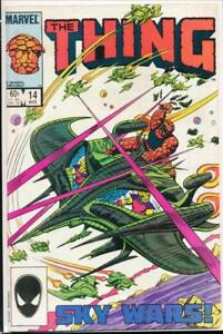 The-Thing-Comic-Book-Vol-1-14-August-1984