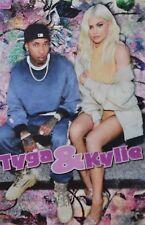 KYLIE JENNER & TYGA - A3 Poster (ca. 42 x 28 cm) - Kardashian Clippings Sammlung