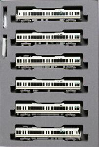 Kato-10-1579-221-Serie-Reductora-Coche-Jr-Kyoto-Linea-Kobe-Linea-6-car-Juego