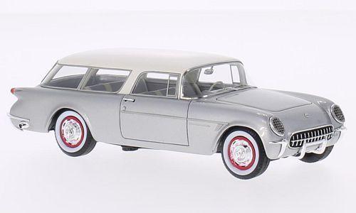 Chevrolet corvette nomad concept car nachbau 1954 1 43 neoscale neo43600 mod