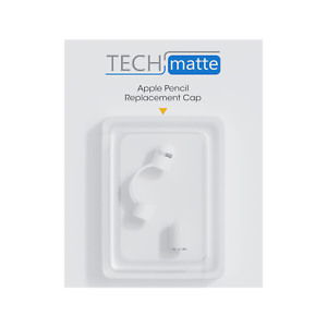 Techmatte Apple Pencil Magnetic Replacement Cap And Holder