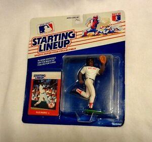 1988 Starting Lineup SLU Boston Red Sox Ellis Burks MOC Sealed Carded FREESHP