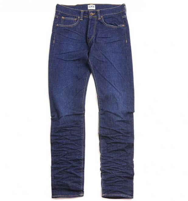 JEANS EDWIN ED 80 SLIM TAPERED (cs compact - bluee soak) W32 L34 (i017217 59)