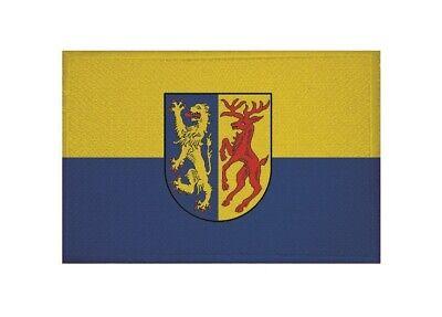 Tischflagge Herzberg am Harz Fahne Flagge 10 x 15 cm