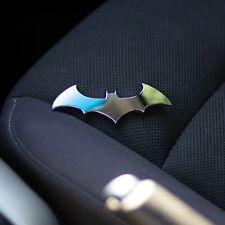 Batman Chrome Car Emblem Badge Amp Decal Sticker Eliteauto3k