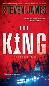 King-Paperback-by-James-Steven-Brand-New-Free-shipping-in-the-US
