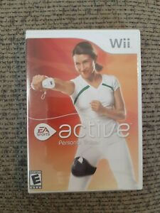 EA-Sports-Active-Personal-Trainer-Nintendo-Wii-2009-Rated-E-NIP