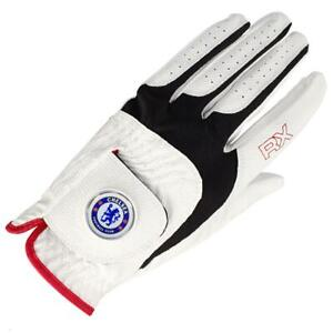 Chelsea-FC-All-Weather-Golf-Glove-Detachable-Magnetic-Ball-Marker-Left-Hand