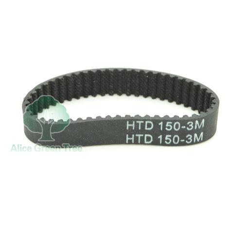 3M120/3M150/3M270/3M285/3M300/3M318 Belt Stepper Servo Motor Timing Pulley Belt
