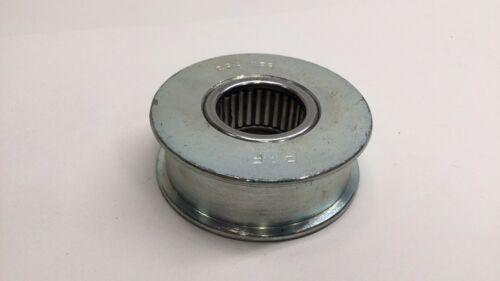 "Brewer Machine PBF Flat Belt Idler Pulley 1.0000/"" x 0.8750/"" x 2.5000/"""
