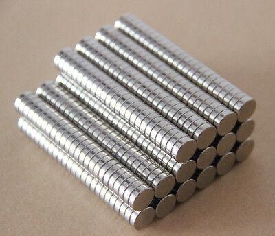 20pcs 12x6mm Neodymium Disc Super Strong Rare Earth N35 Small Fridge Magnets