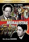 Grandes Muralistas 0031398218463 With Diego Rivera DVD Region 1