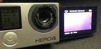 Ragecams Flip Lcd Converter Box Part For Gopro Hero4 Hero3+black Silver Camera