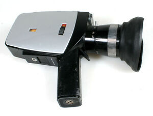 BAUER-C5-XL-SUPER-8MM-MOVIE-CAMERA-FOR-PARTS