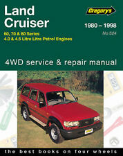toyota land cruiser engine repair manual fj62 70 and 75 series ebay rh ebay com au 1990 FJ62 Diesle Lifted FJ62