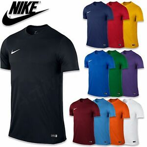 Nike-T-Shirt-Mens-Gym-Sports-Tee-Top-Size-S-Med-Large-XL-XXL-Black-Navy-Red-Blue
