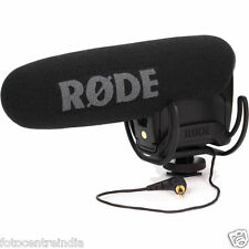 RODE VideoMic Pro R - Compact Directional Microphone with Rycote Lyre Suspension