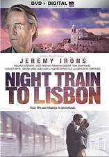 Night Train to Lisbon (DVD, 2014)