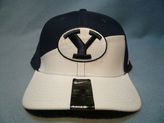 7624847bb0b49 ... get nike byu cougars verbiage s m brand new curved bill hat cap brigham  young cougs f5b5d