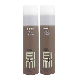 Wella-Eimi-Pearl-Styler-Styling-Haar-Gel-2-x-100-ml-Set-flexibler-Halt-Glanz-TOP