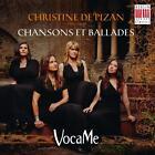 Christine De Pizan-Chansons Et Ballades von VocaMe (2015)