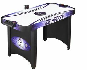 Hathaway Hat Trick Freestanding  Air Hockey Table Game Pucks Pushers Puck NEW