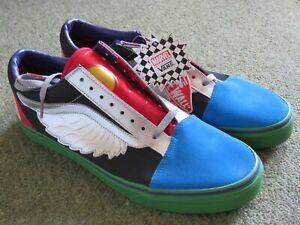 Vans Marvel Avengers Shoes Old Skool Uk