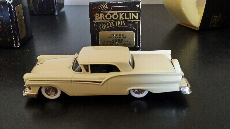 Brooklin models Ford Fairlane BRK 35 1 43