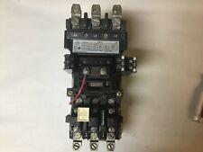 Allen Bradley 509 Cod Size 2 Motor Starter With 120 Volt Coil