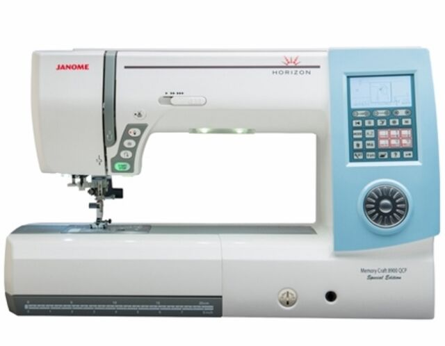 Janome Horizon Memory Craft 40qcp Special Edition Sewingquilting Gorgeous Sewing Quilting Machine