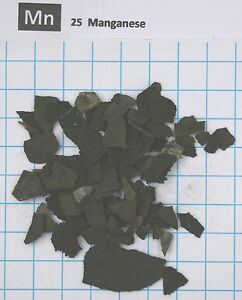 1-troy-ounce-Manganese-metal-pieces-99-85-pure-element-25-sample