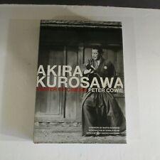 Akira Kurosawa Master Of Cinema By Peter Cowie 2010 Hardcover For Sale Online Ebay