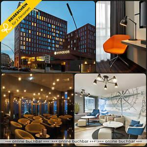 Kurzreise Hamburg 3 Tage 2 Personen 4*S HYPERION Hotel Hotelgutschein Wochenende