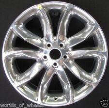 """Ford Explorer 2011 2012 2013 2014 2015 20"""" Polished Factory OEM Wheel Rim 3861"""