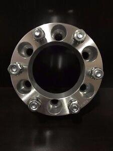 1-X-2-inch-Thick-Skid-Steer-Wheel-Spacers-6-Lug-Bobcat-Case-John-Deere-CAT