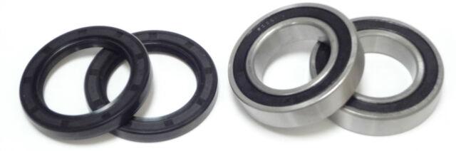 Yamaha YFM350 Warrior Rear Axle Wheel Bearings Seals 1996 1997 1998 1999 2000