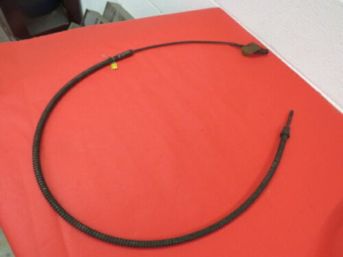 NOS 1937 1938 Ford parking brake cable assembly 78-2853  I-3-1