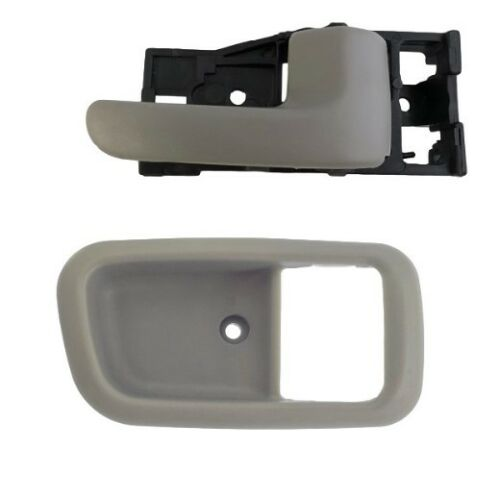 Toyota Tundra Reg /& Ext Access Cab Rear Right Inside Door Handle /& Bezel  Fits